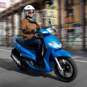 Pneus scooter