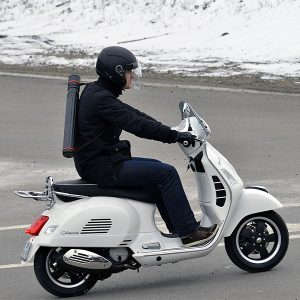 Pneus scooter hiver